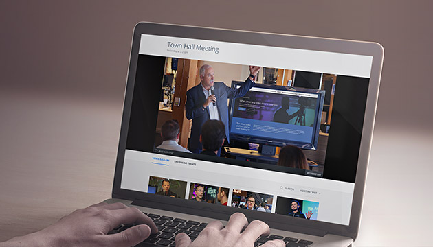Streaming Video Platform & Hosting Services | Watson Media