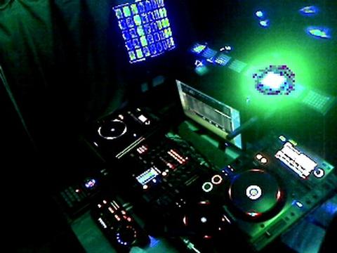 DJ mix Club Dance