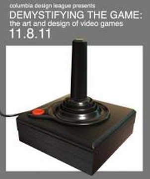 CDL presents Demystifying Game Design