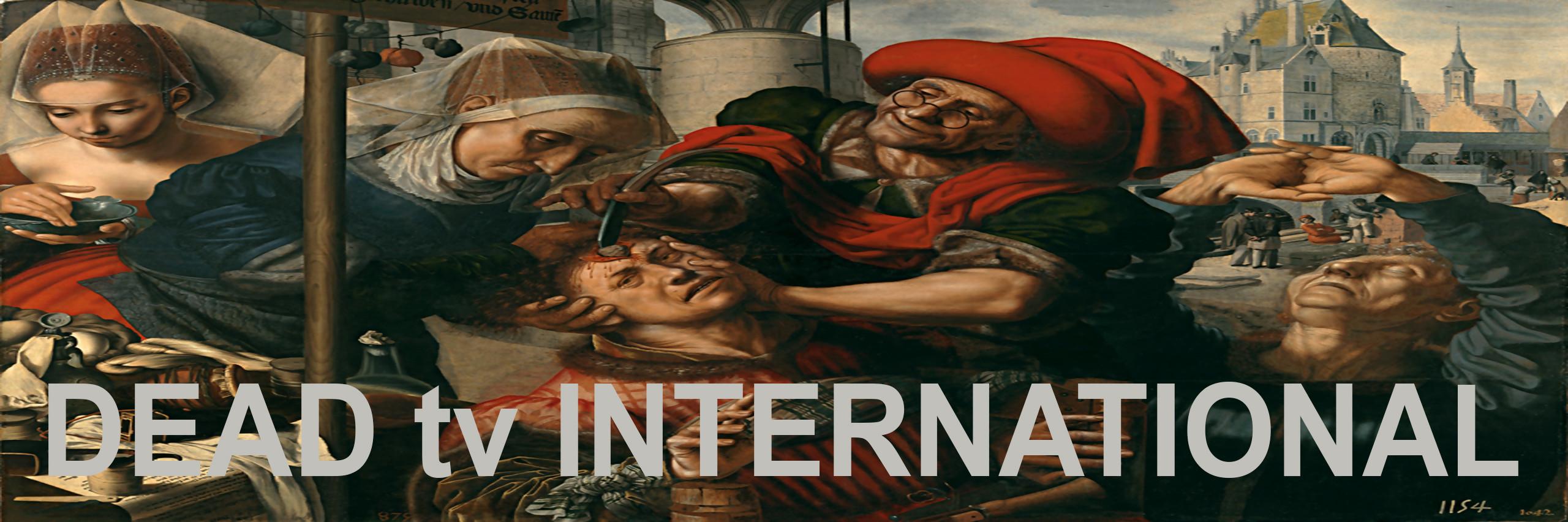 DEAD TV INTERNATIONAL