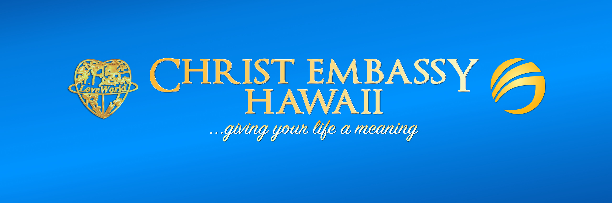CHRIST EMBASSY HAWAII