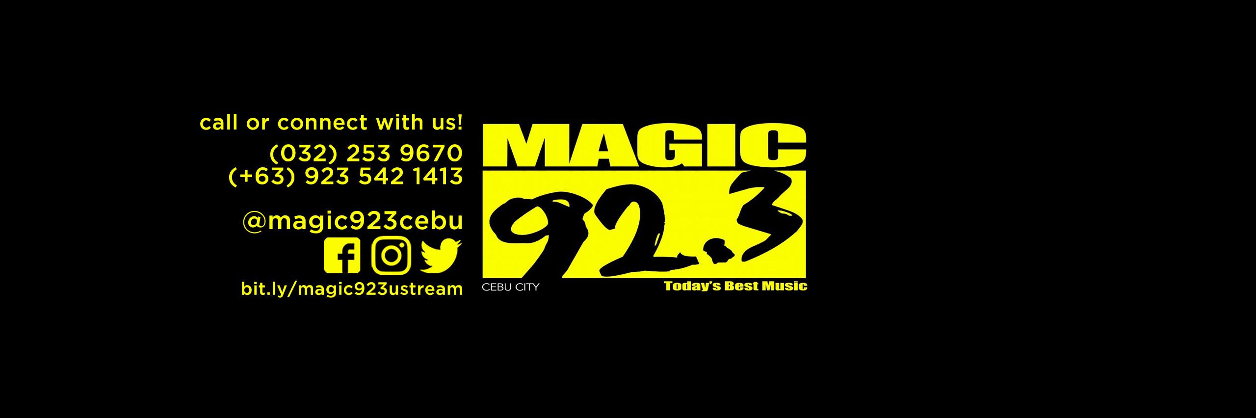 Magic 92.3 Cebu