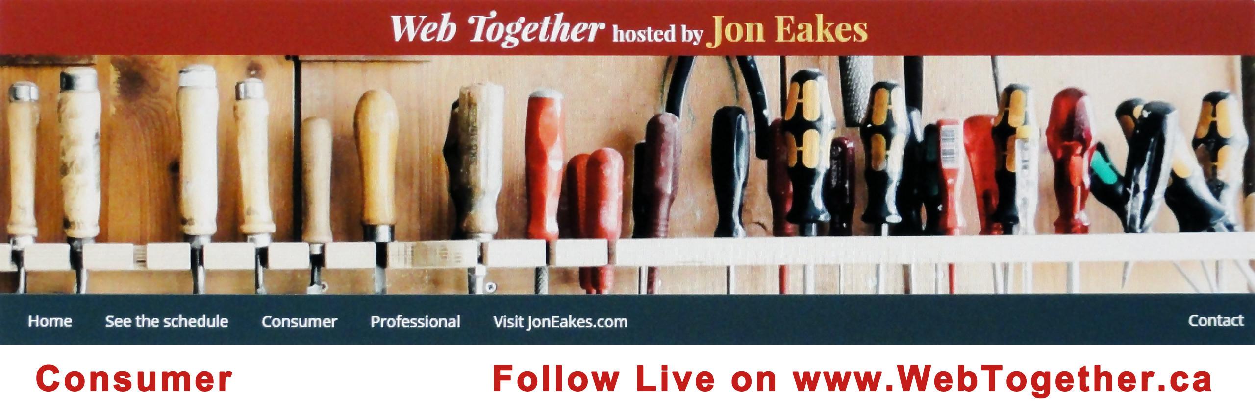 Ask Jon Eakes Live: Home Improvements