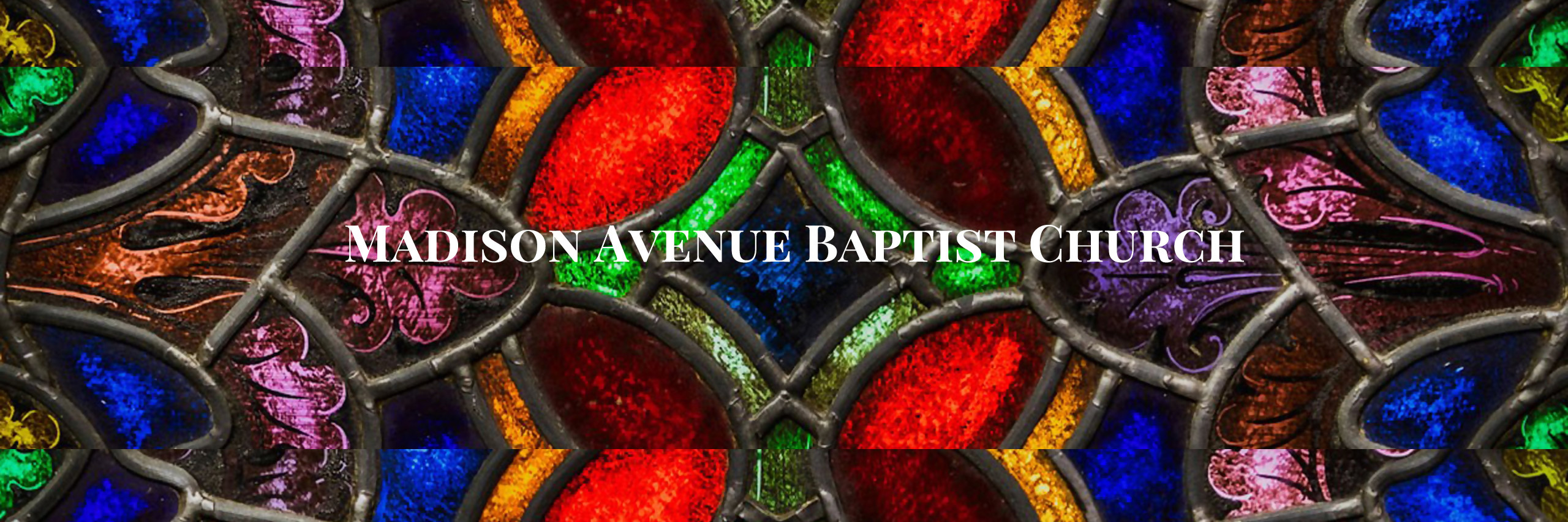 Madison Avenue Baptist Church NYC