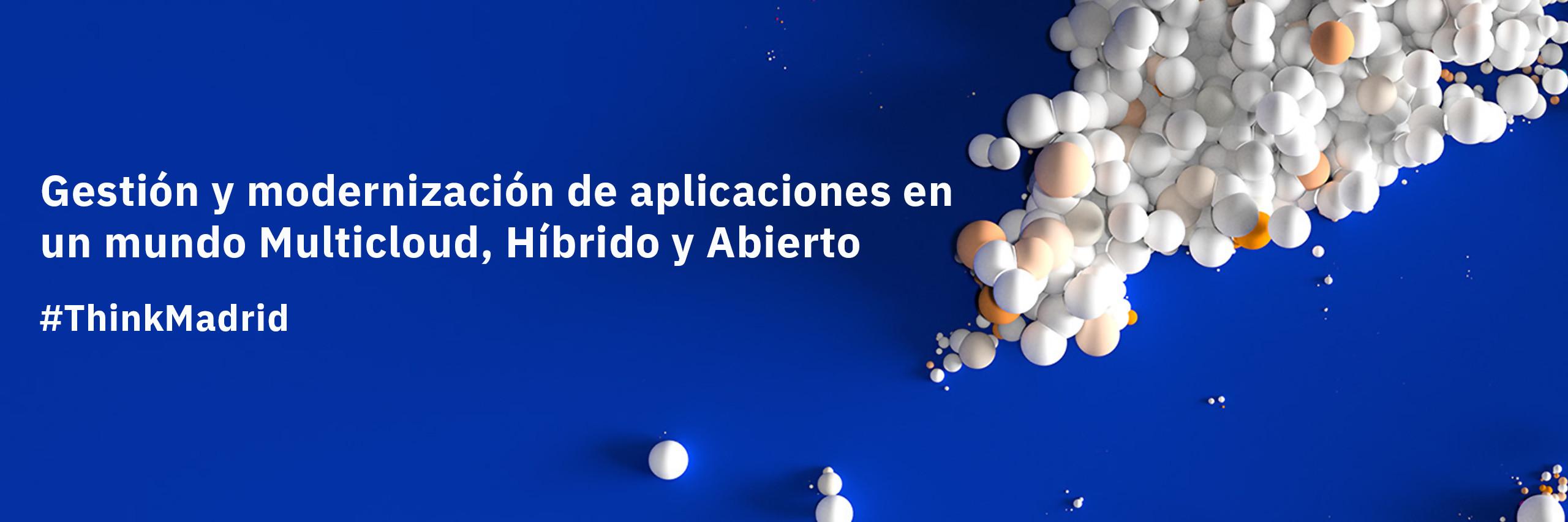 Gestión y modernización de aplicaciones