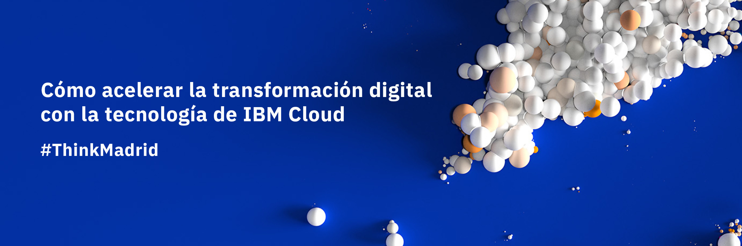 Transformación digital con IBM Cloud