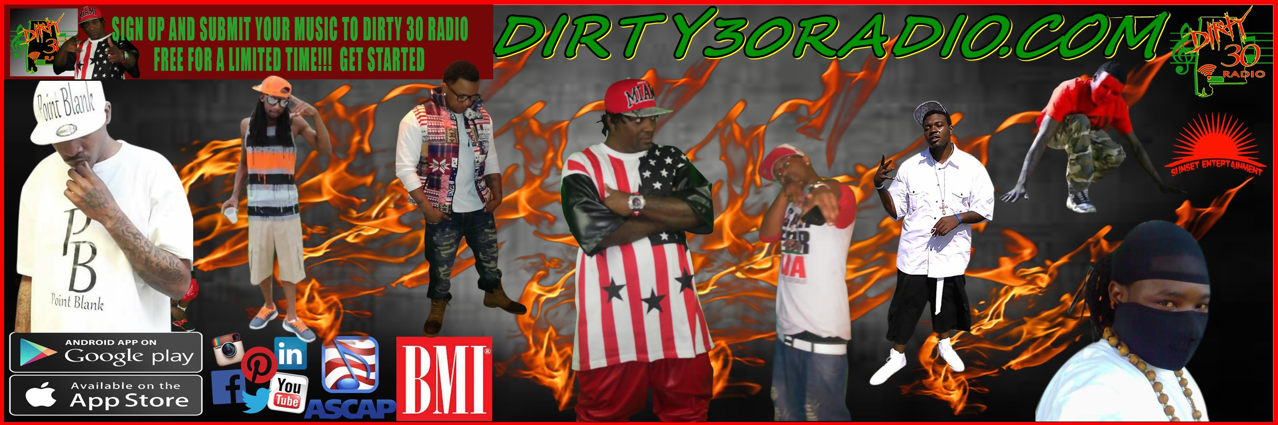 DIRTY30 T.V. (LIVE)