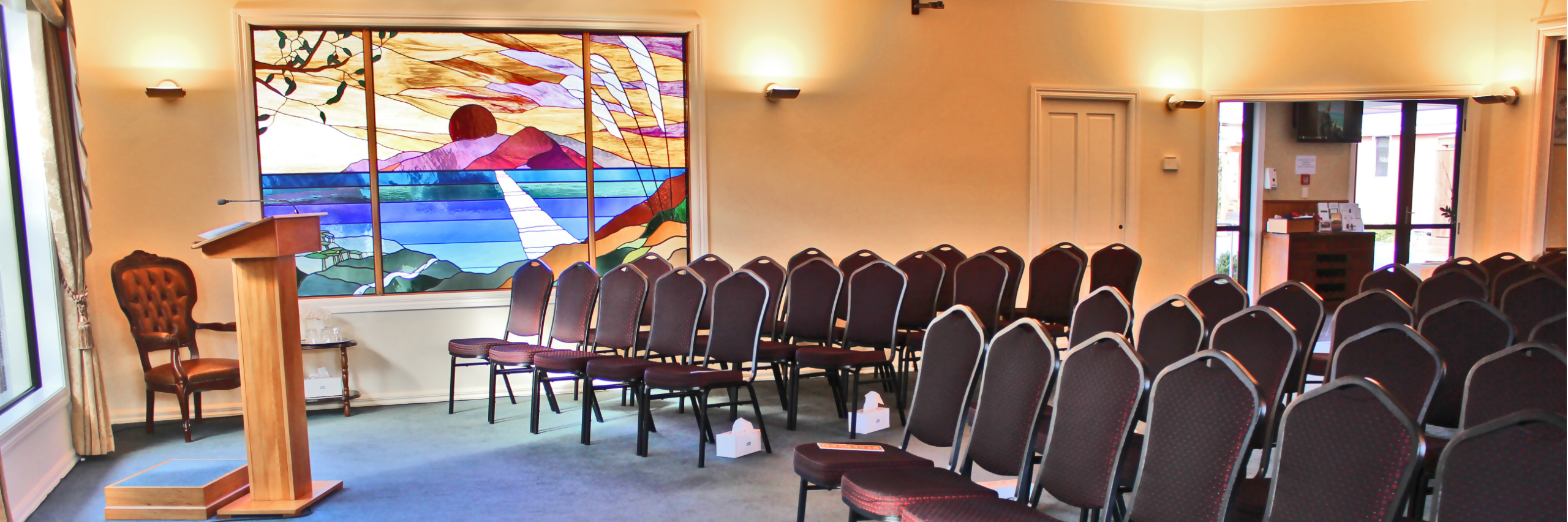 Kapiti Coast Funeral Home - Chapel