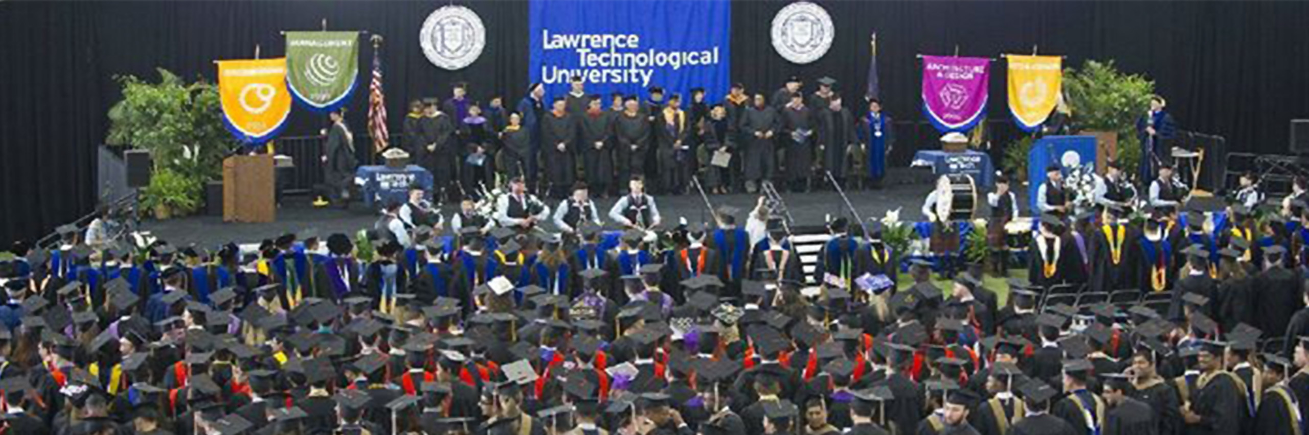 LTU Commencement Exercises