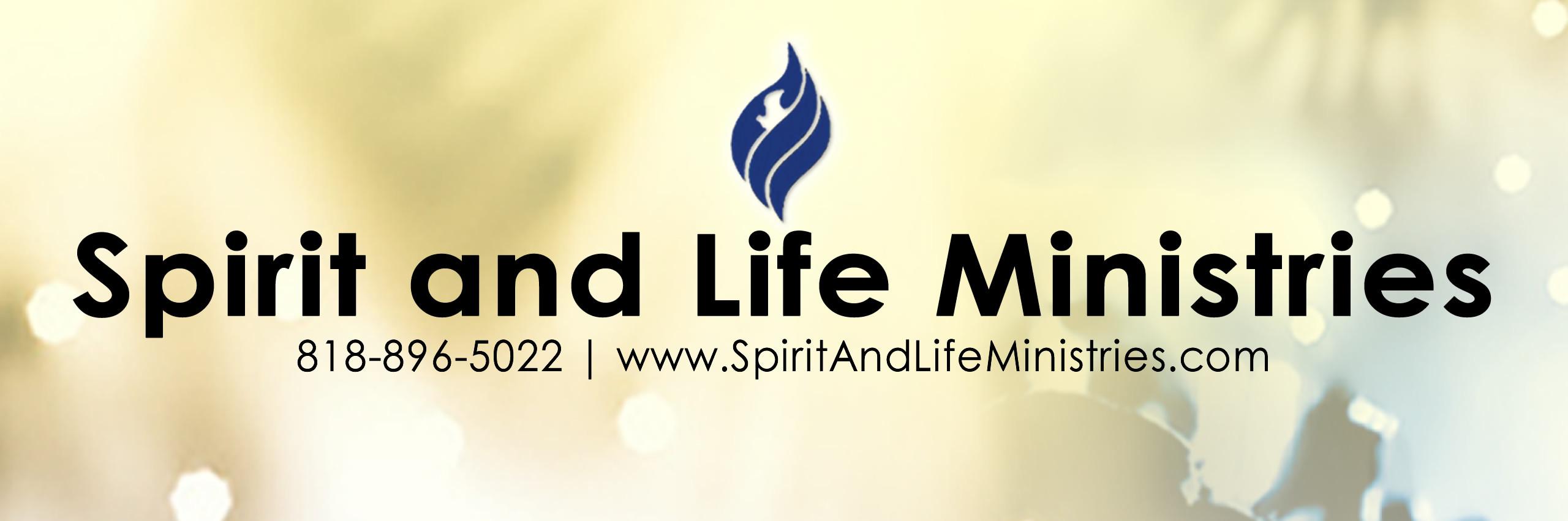 SpiritAndLifeMinistries