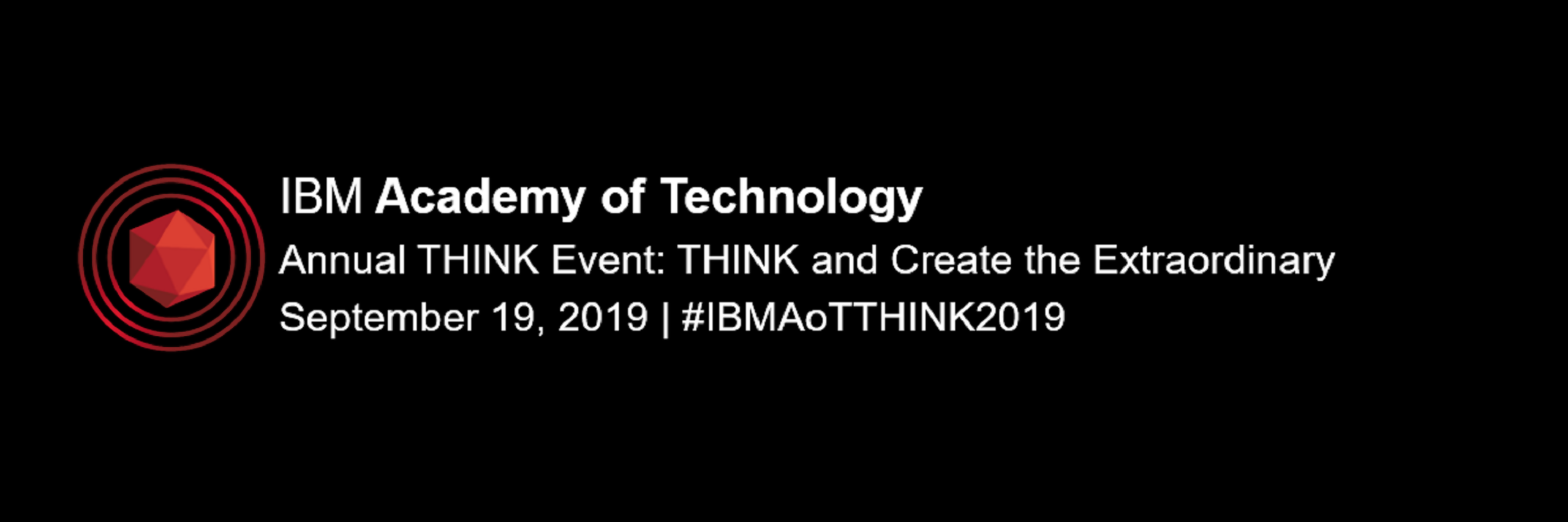 IBM AoT Annual THINK Event