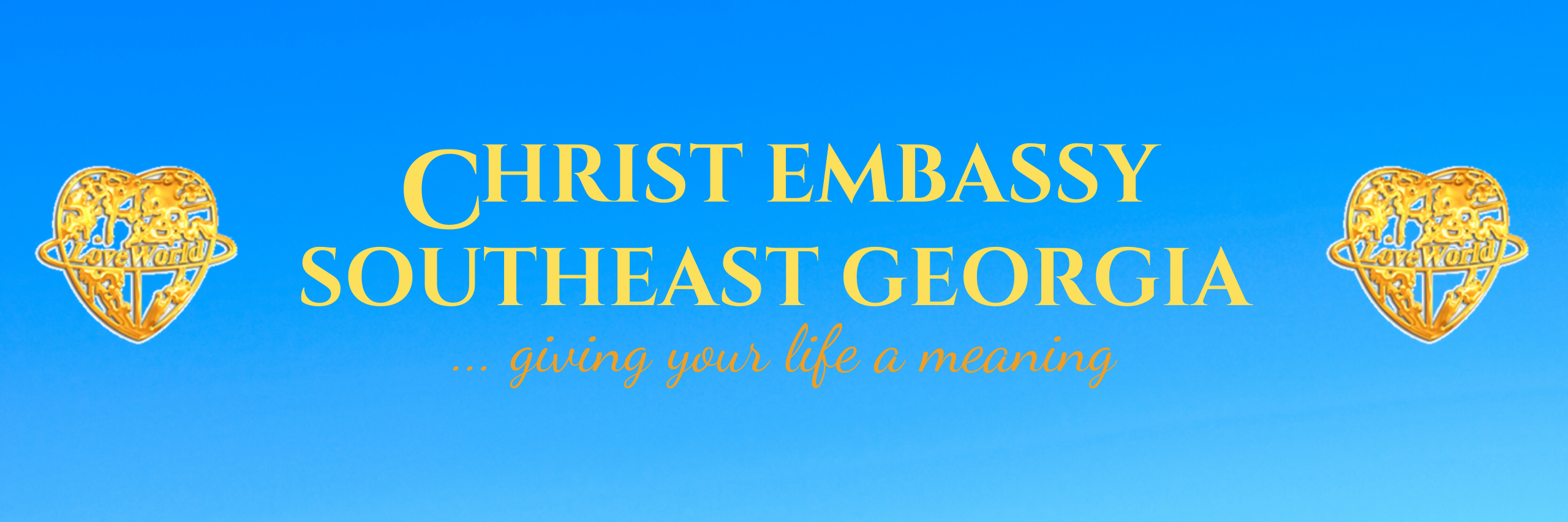 CHRIST EMBASSY SOUTH EAST GEORGIA