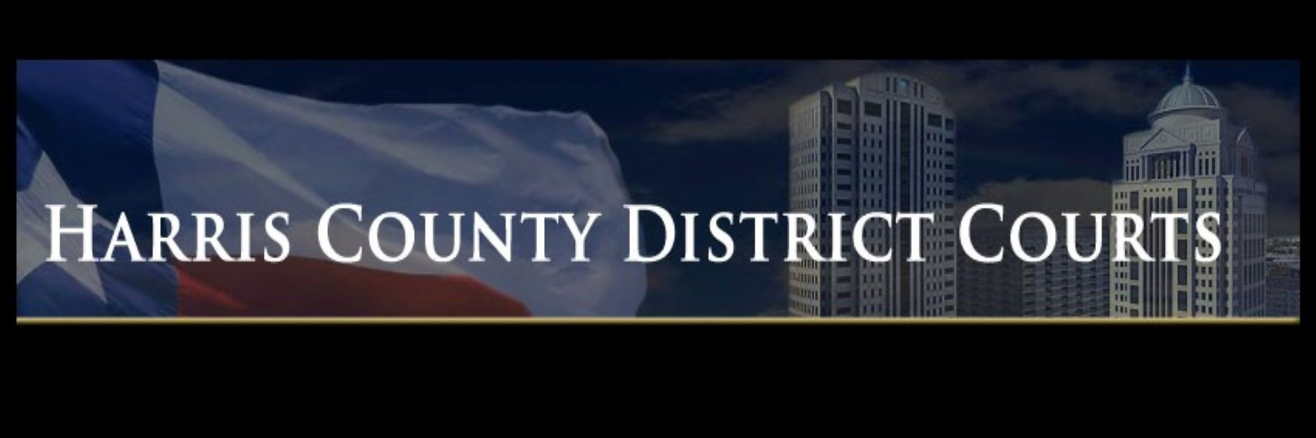 Harris County District Courts