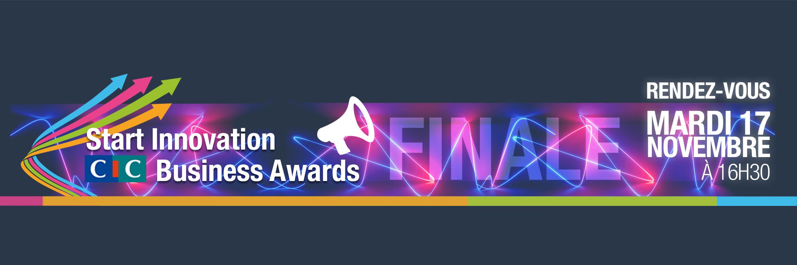 Start Innovation - CIC Business Awards