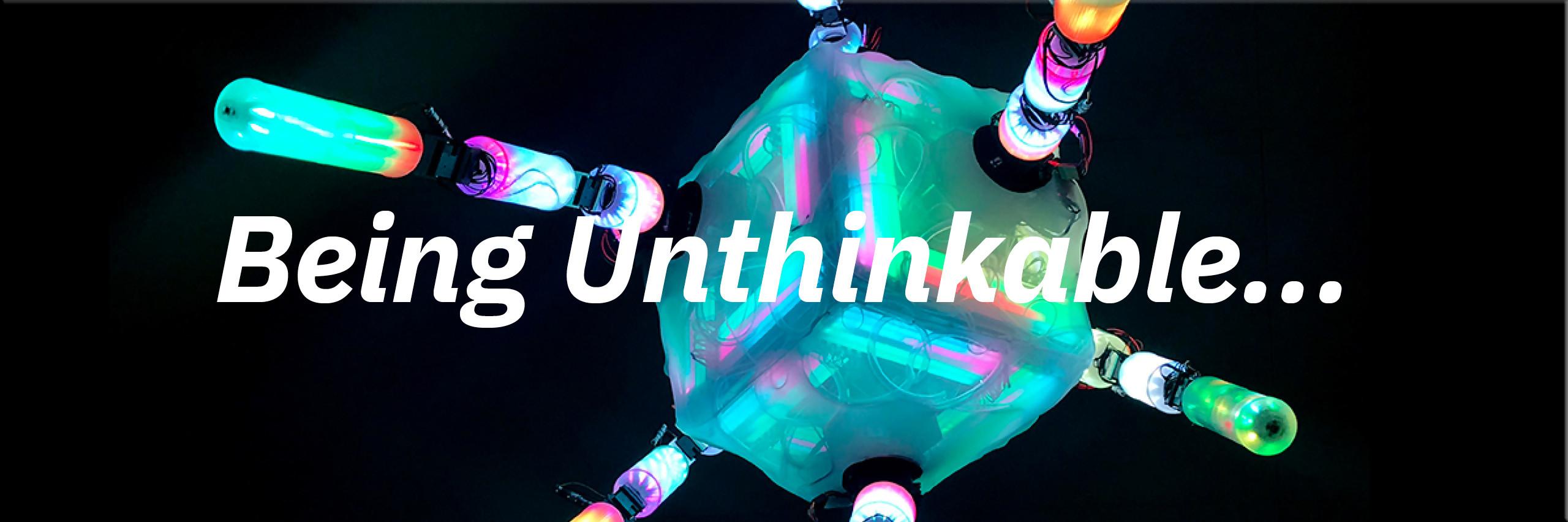 Being Unthinkable.... (2021) av DiPisaStasinski