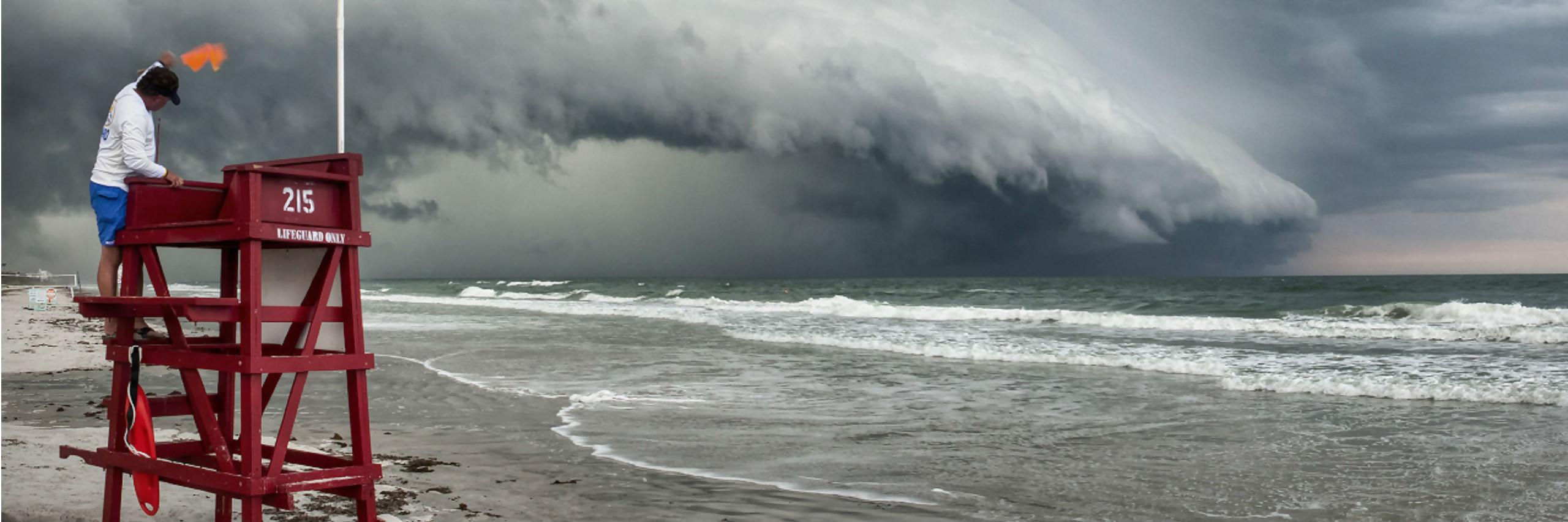 Cyclone Debbie - Townsville