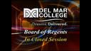 DMC Board of Regents Meeting Part 3 (5/9/2017)