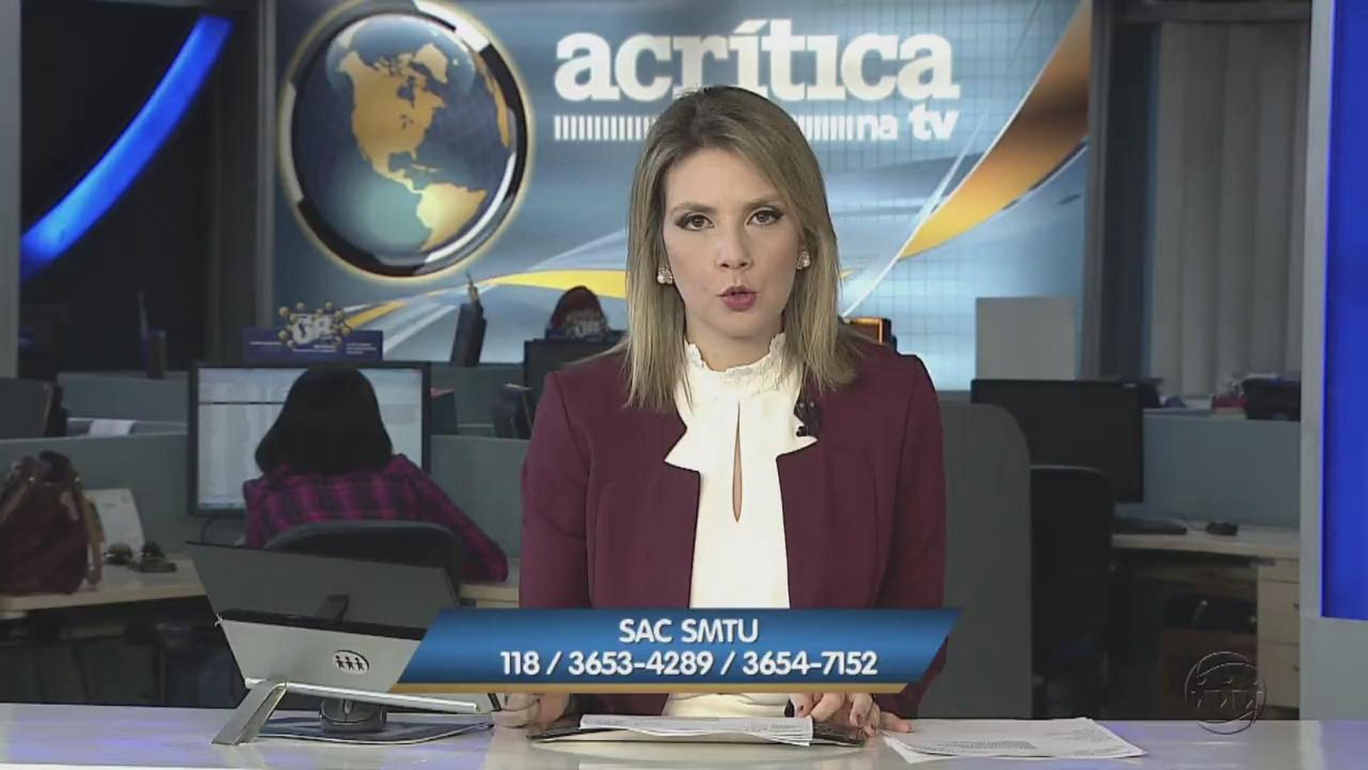ATENÇÃO: ÔNIBUS NÃO SERÁ GRATUITO NO DOMINGO DE ELEIÇÃO - A Crítica Na Tv - 03/08/17