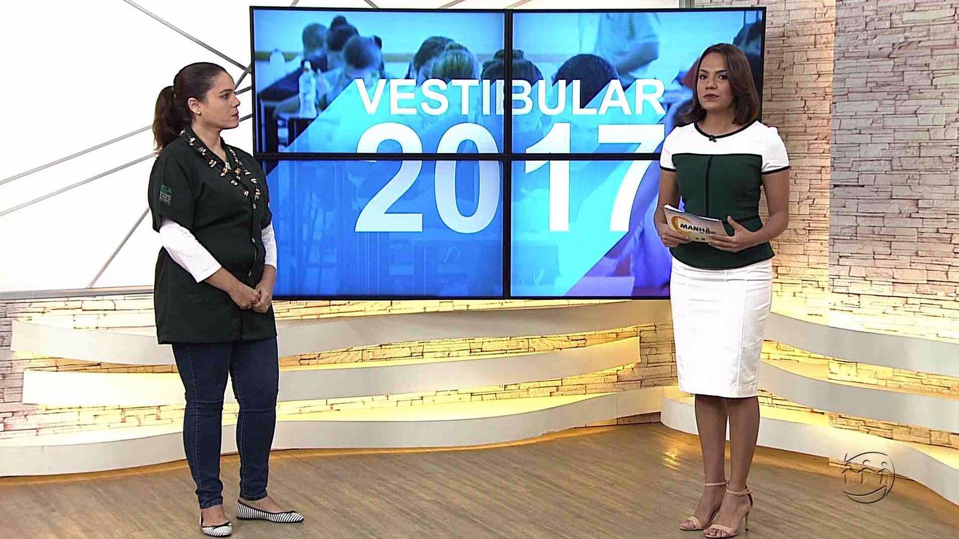 ESPECIALISTA DÁ DICAS PARA OS VESTIBULARES DA UFAM E UEA - Manhã no Ar 15/08/17