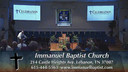 IBC 10-01-17 Sunday Evening Worship with Jeff Pratt Immanuel Baptist Church Lebanon, TN