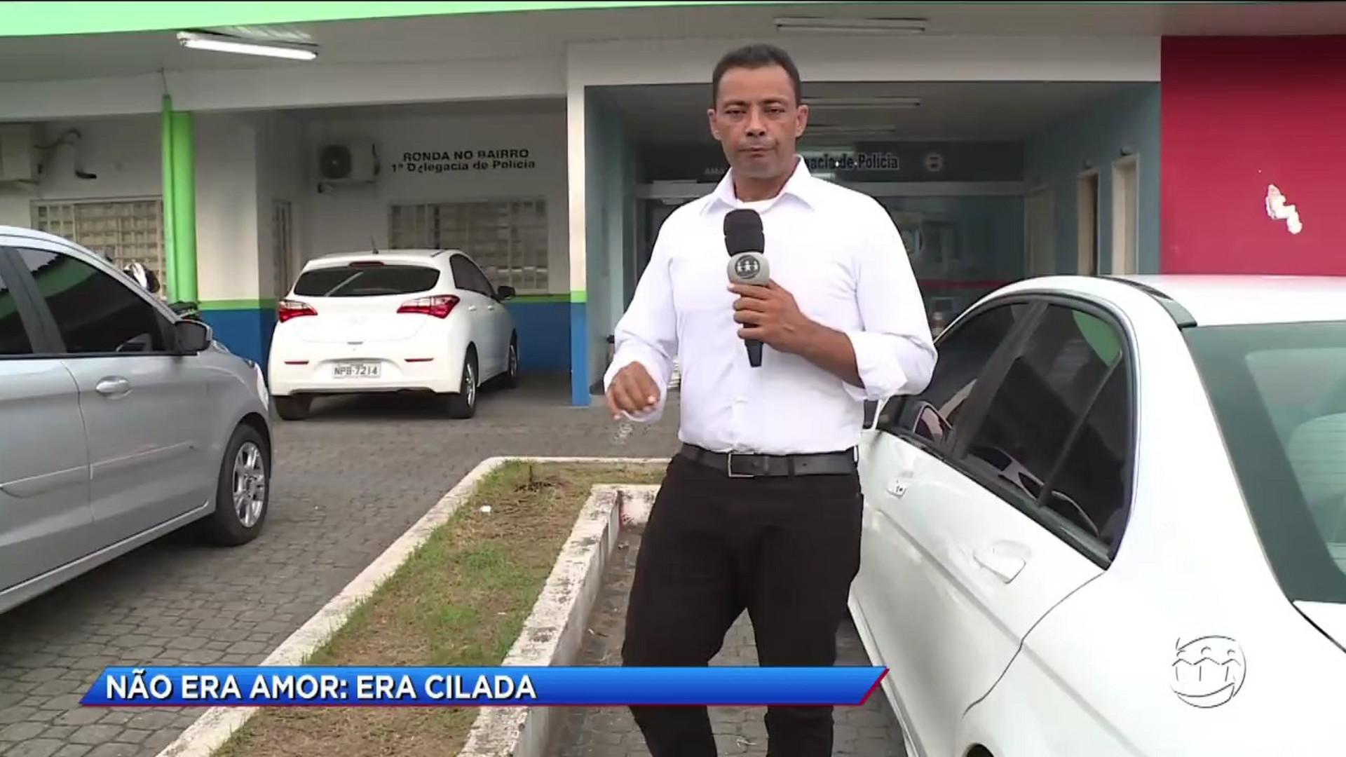 GAROTO DE PROGRAMA DENUNCIA CALOTE DE CLIENTE - Cidade Alerta Manaus 16/10/17
