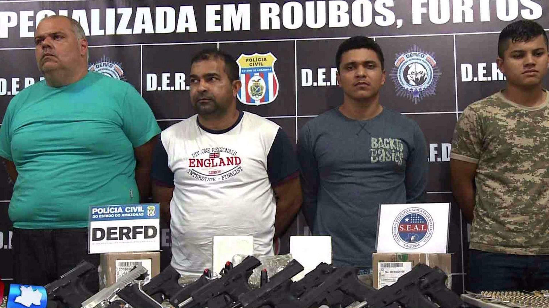 GERENTE DE LOJA É SUSPEITO DE PLANEJAR FURTO NO ESTABELECIMENTO - Alô Amazonas - 18/10/17