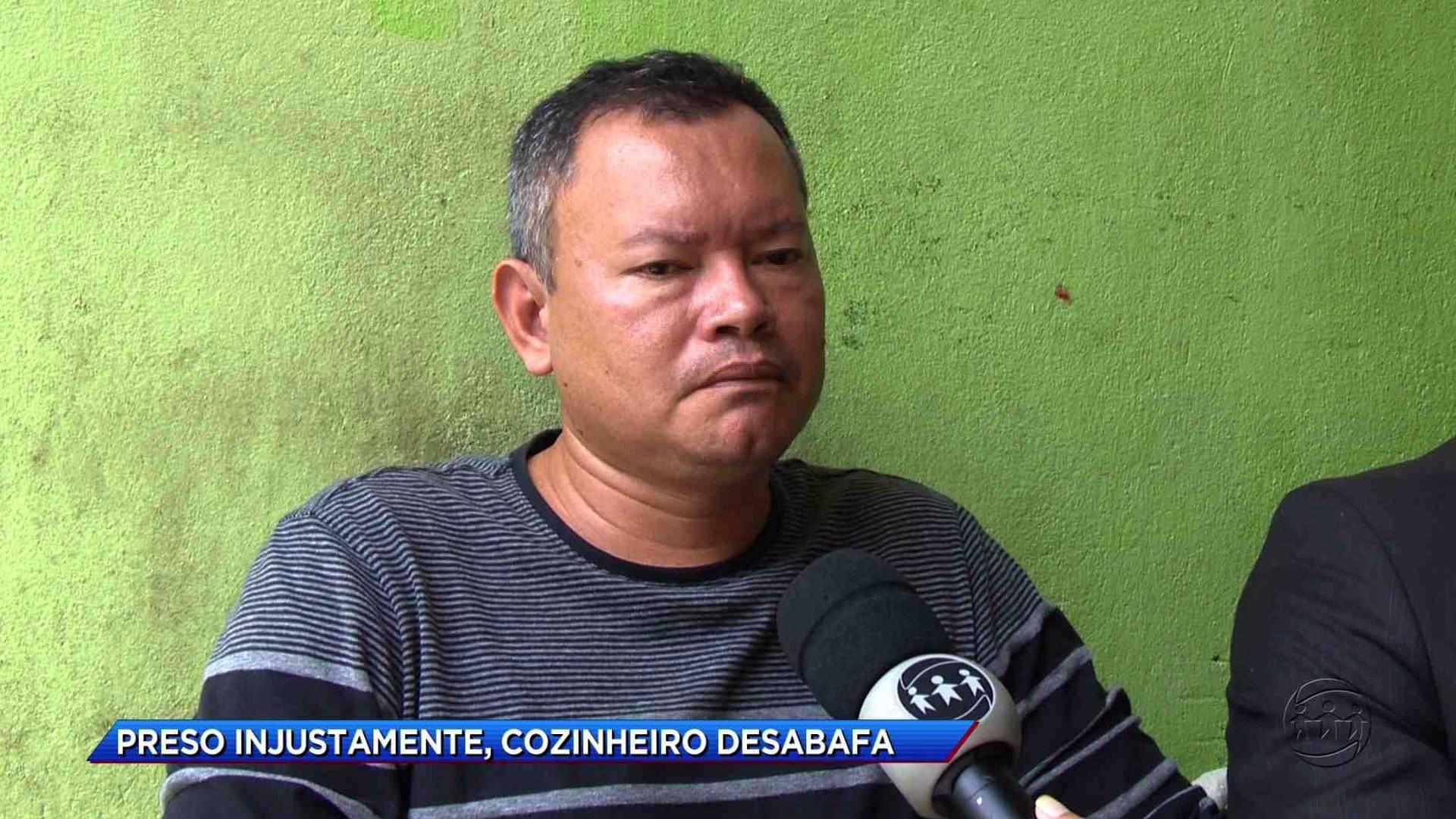 COZINHEIRO VIVE MOMENTOS DIFÍCEIS AO SER ACUSADO DE ESTUPRO - Cidade Alerta Manaus 18/10/17