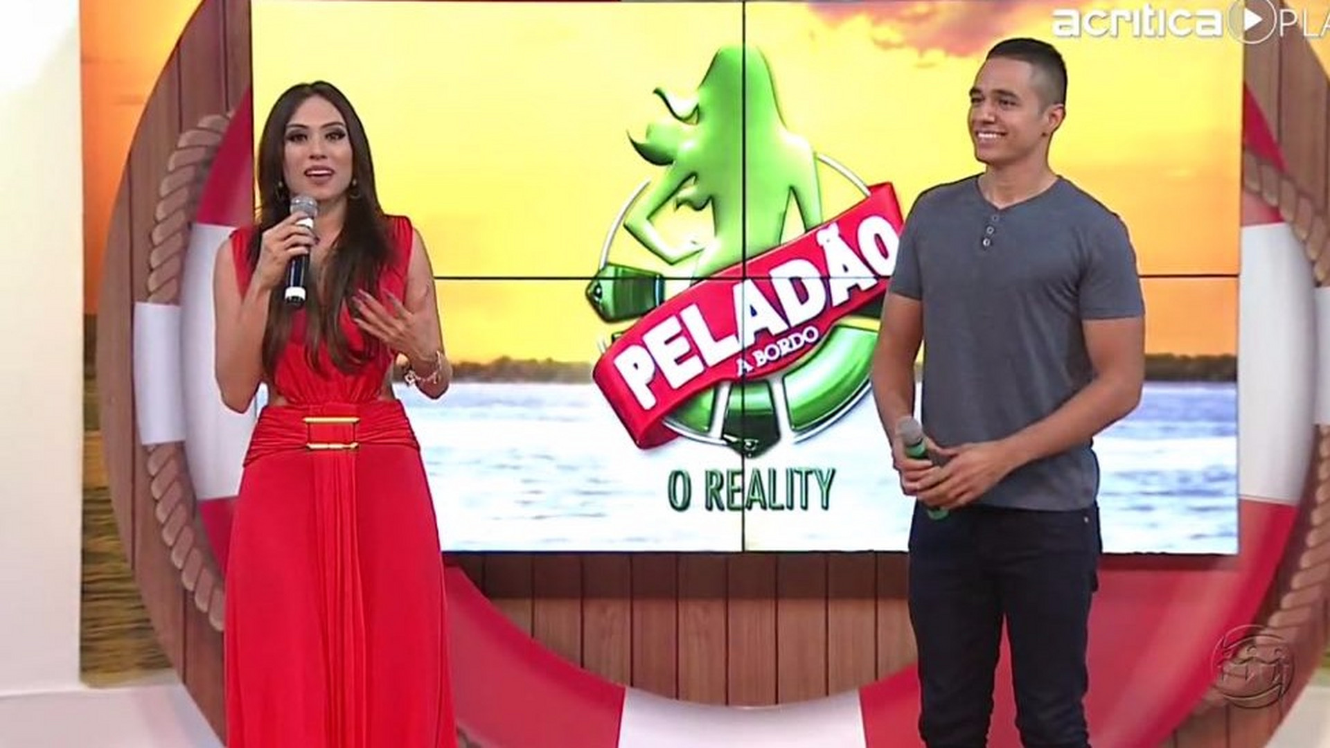 PELADÃO A BORDO - EPISÓDIO 01 - 14/11/17
