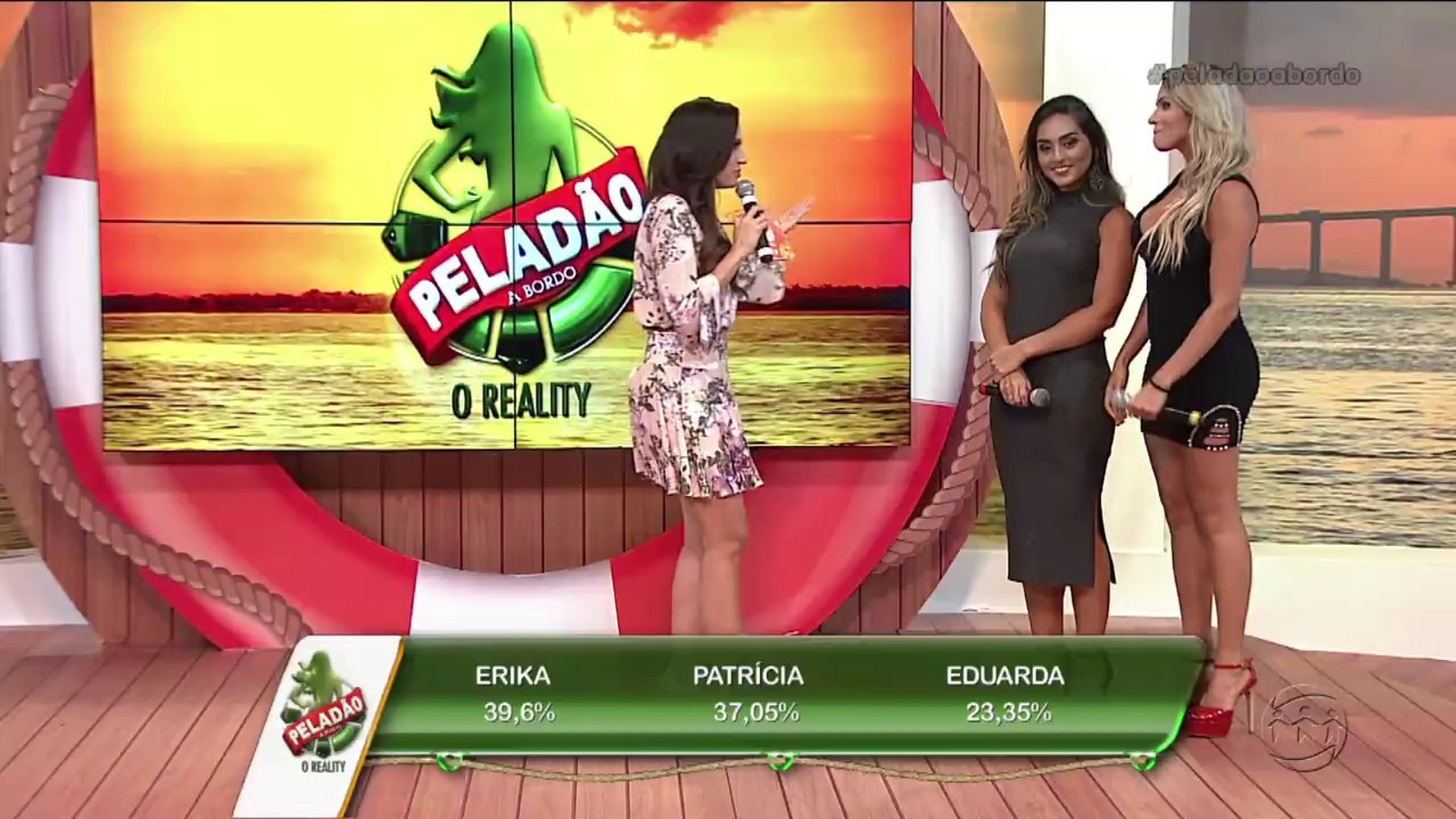 PELADÃO A BORDO - EPISÓDIO 07 - 22/11/17
