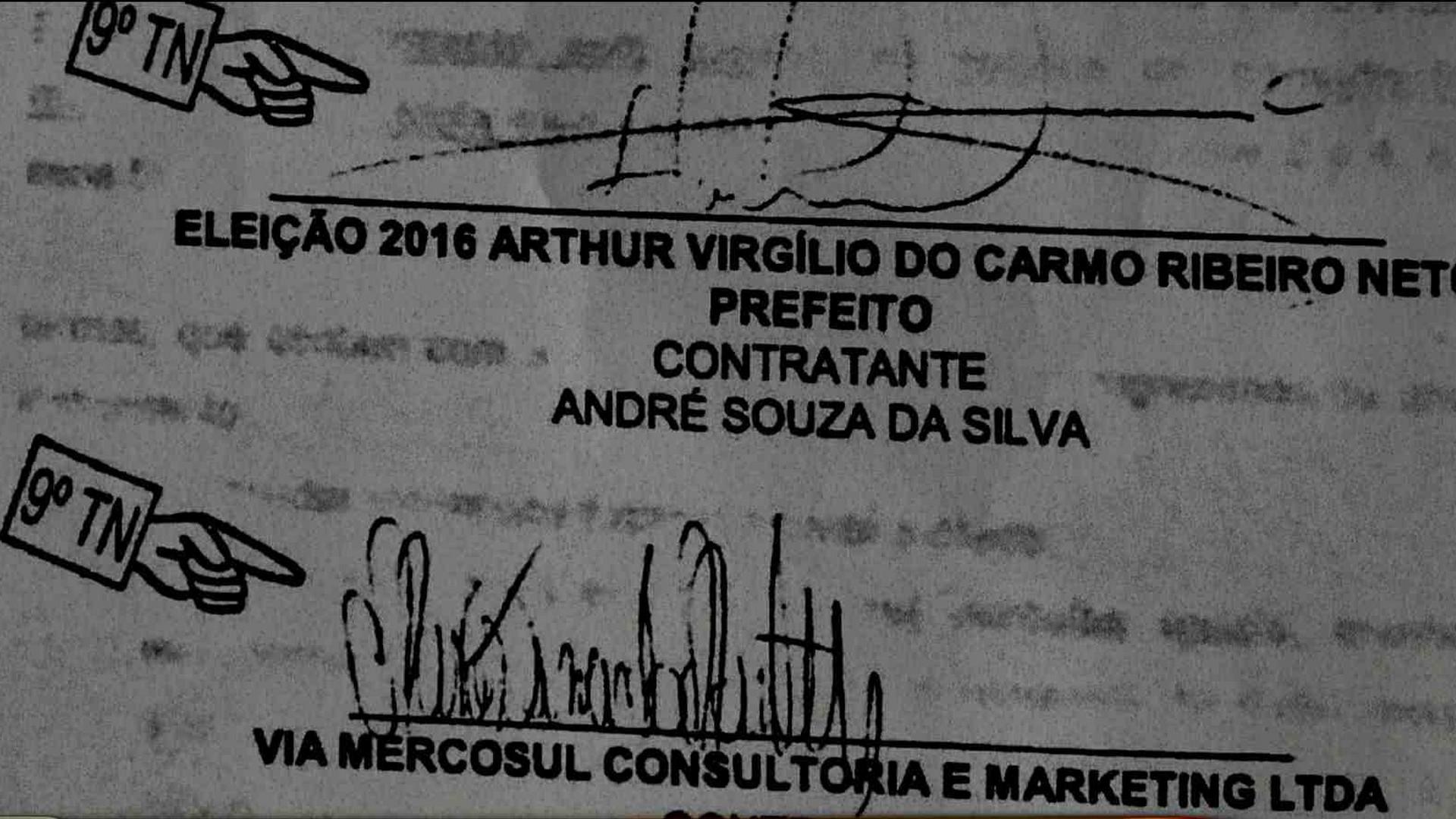 PREFEITO ARTHUR NETO DEVE 900 MIL REAIS A MARQUETEIRO - Manhã No Ar - 12/12/17 - Manhã no Ar 12/12/2017