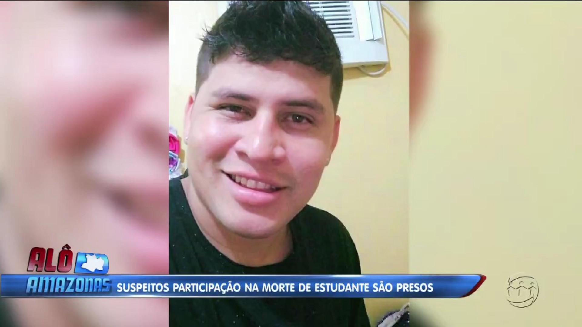 JOVEM É MORTO COM TIRO NA CABEÇA DURANTE ARRASTÃO - Alô Amazonas 12/12/17