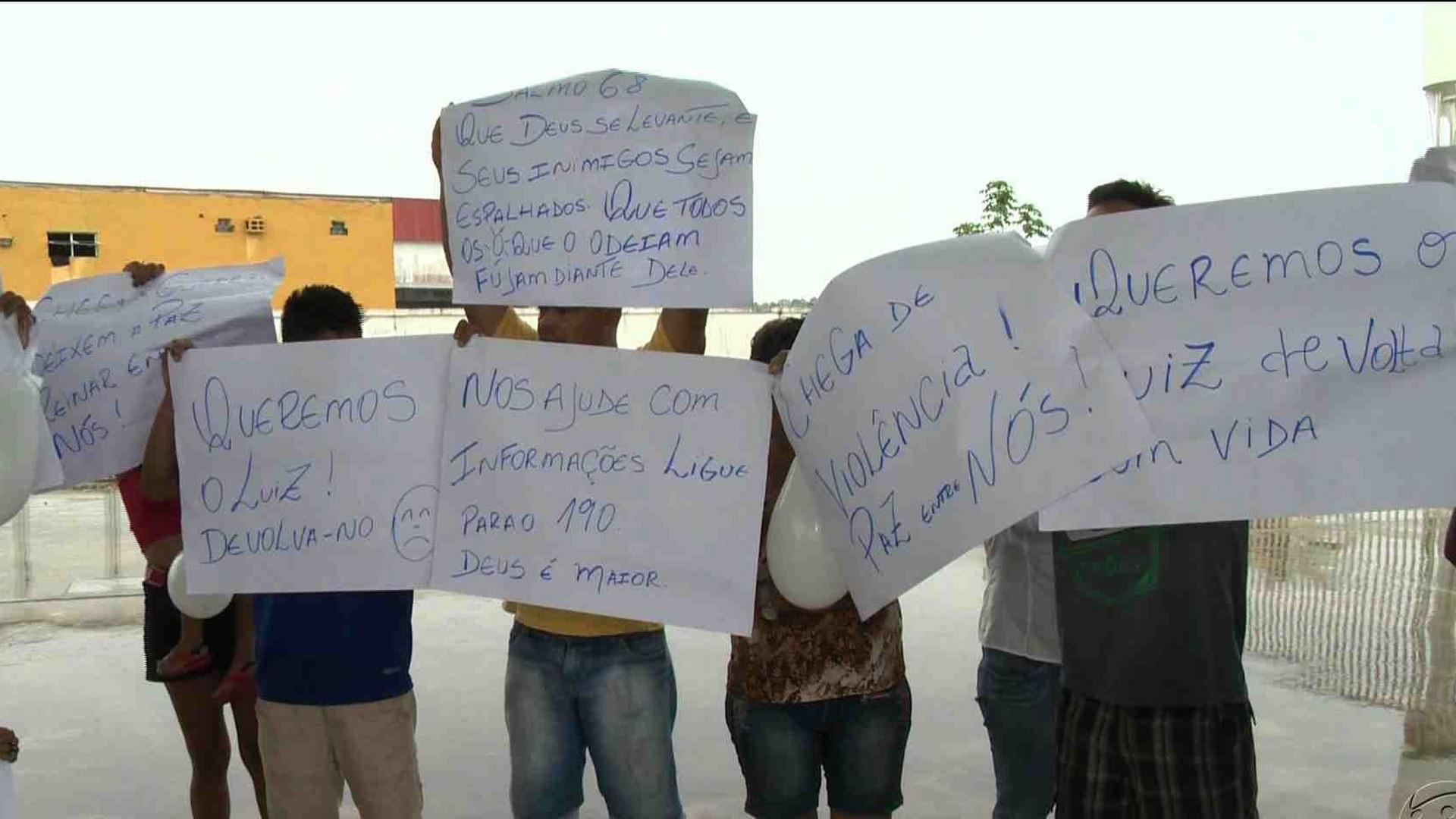 AMIGOS DE HOMEM SEQUESTRADO PEDEM PAZ - Cidade Alerta Manaus - 12/12/17