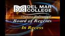 DMC Board of Regents Called Mtg Part 2 (2/6/2018)