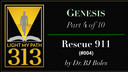 ___004: Rescue 911 - Dr. Bobby Boles