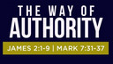 2018-09-30 The Way of Authority