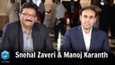 Snehal Zaveri, Computer World S.P.C & Manoj Karanth, Mindtree | AWS Summit Bahrain