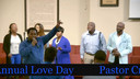 Pastor Craig B Collier & Family 18th Annual Love Day
