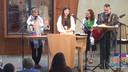 Sat 1/19/19 Rosie Dun Bat Mitzvah Beth Chayim Chadashim (BCC) Pt2
