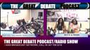 THE GREAT DEBATE WITH REMA & MOYA 5-24-19