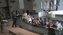 May 26 / Worship & Praise - The Men of the Resurrection - Lutheran Weekend Worship