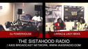 THE SISTAHOOD PODCAST/RADIO SHOW 6-28-19