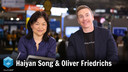 Haiyan Song, Splunk & Oliver Friedrichs, Splunk | AWS re:Inforce 2019