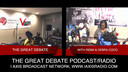 THE GREAT DEBATE WITH REMA & DEBRA COCO 7-19-19