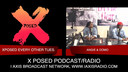 XPOSED W ANGIE & DOMO PODCAST/RADIO 7-30-19