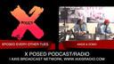 XPOSED W ANGIE & DOMO PODCAST/RADIO 7-30-19