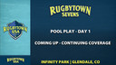 RT 7s Day 1 Pool Play - Matches 5 to 8