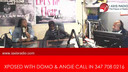 XPOSED W ANGIE & DOMO PODCAST/RADIO PT1 8-27-19