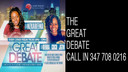 THE GREAT DEBATE PART 2 W REMA & DEBRA COCO 12-20-19