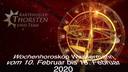Wochenhoroskop Wassermann vom 10. Februar bis 16. Februar 2020