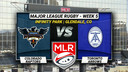 MLR CO RAPTORS vs Toronto ARROWS